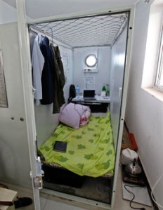 Capsule apartments for China's poor [AsiaOne]