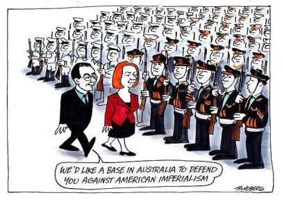 Source - CARTOON OF THE DAY by Ron Tandberg (The Age, 2013)